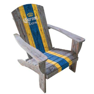 Corona Wooden Adirondack Chair Corona