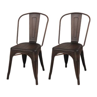 Comparison Aitken Dining Chair (Set of 2) by Williston Forge Reviews (2019) & Buyer's Guide
