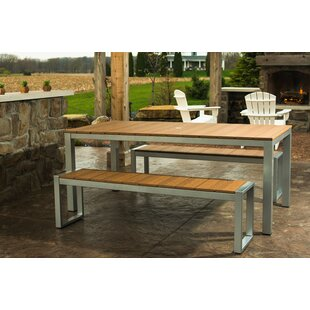 Katreesha Modern Outdoor Dining Table