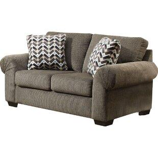 Simmons Upholstery Degraffenreid Loveseat by Charlton Home