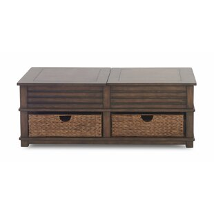 Coffman Coffee Table by Rosecliff Heights