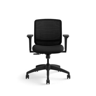 Quotient Mid-Back Ergonomic Mesh Task Chair