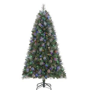 Silver Christmas Trees