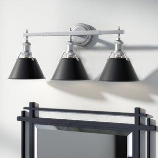 Weatherford 3-Light Vanity Light by Trent Austin Design