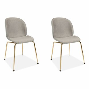 Crandell Upholstered Dining Chair (Set Of 2) By Corrigan Studio
