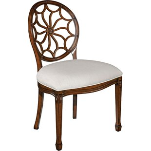 Hepplewhite Solid Wood Dining Chair (Set ..