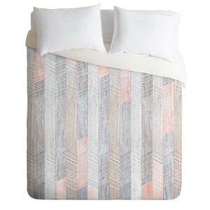 burgess striped duvet cover set