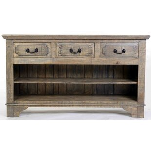Walburn Buffet Table by Millwood Pines