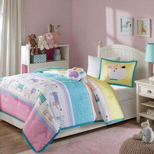 Jamilee Comforter Set