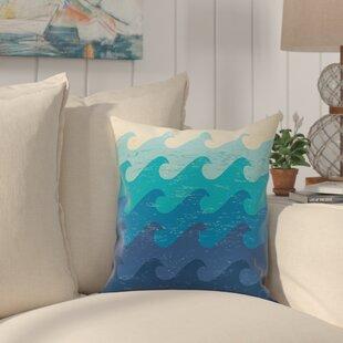 Pembrook Deep Sea Throw Pillow