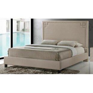 Mercer41 Kaplan Upholstered Panel Bed