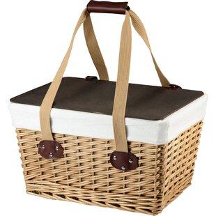 Canasta Picnic Basket