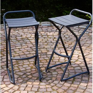 Warwick 85cm Barstools (Set Of 2) By Sol 72 Outdoor