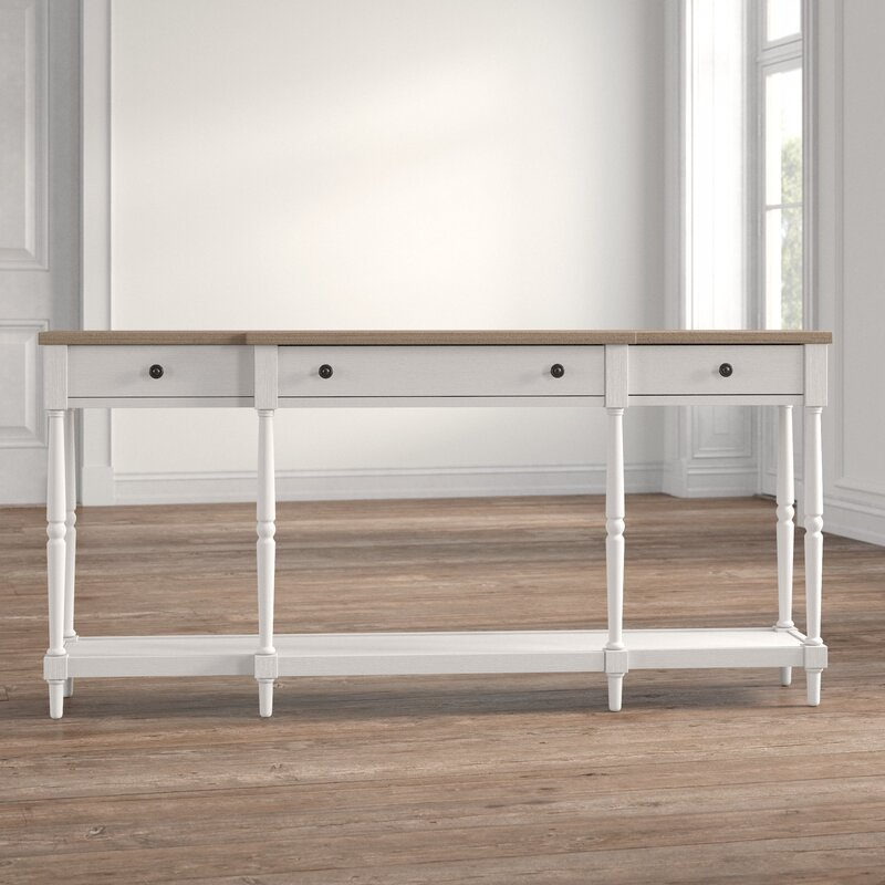 August Grove Aleman 70 Console Table