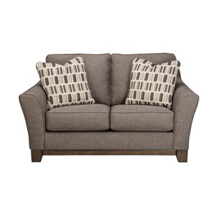 Ahrens Loveseat by Mercury Row