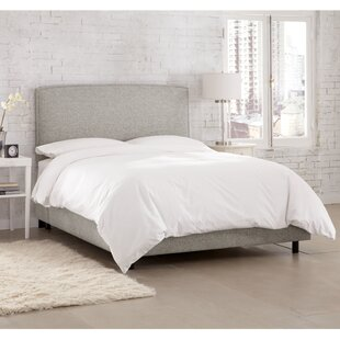 Ingrid Upholstered Panel Bed