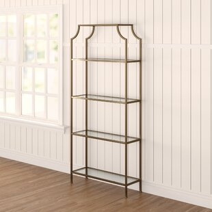 Buchanan Etagere Bookcase