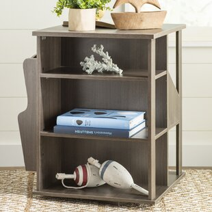 Albia End Table by Highland Dunes
