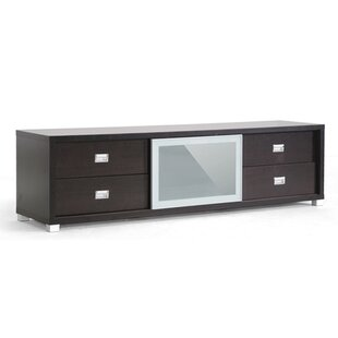 Baxton Studio Botticelli TV Stand for TVs up to 78