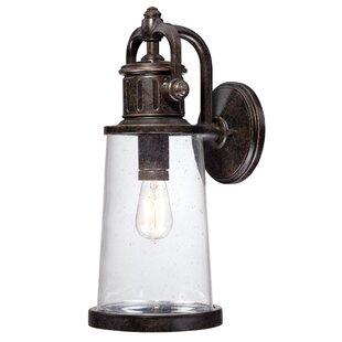 Orr 1-Light Outdoor Wall Lantern by Willi..