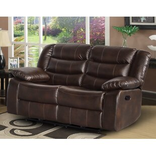 Red Barrel Studio Trista Reclining Loveseat