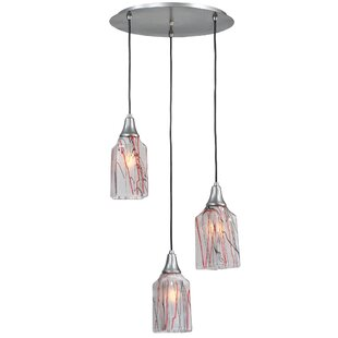 Meyda Tiffany Licorice 3-Light Pendant
