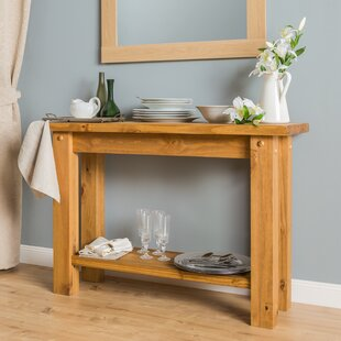 Agade Console Table By Natur Pur