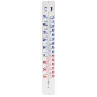 Wall Thermometer By Symple Stuff