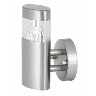 Chantal LED Outdoor Sconce By Sol 72 Outdoor