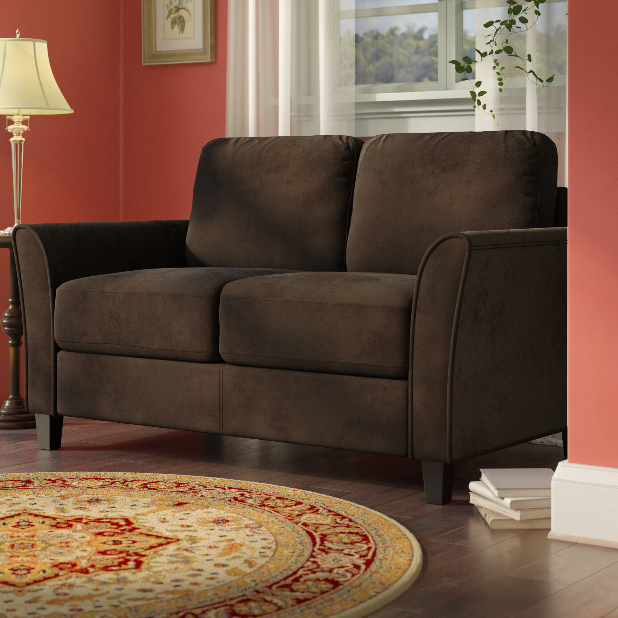 Bay Window Couch Wayfair