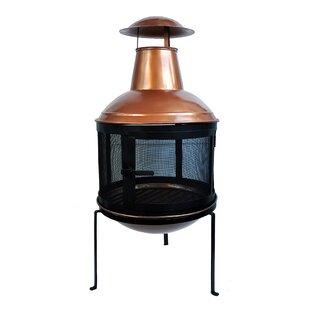 Zane Fire Pits Copper Fireplace Chimney