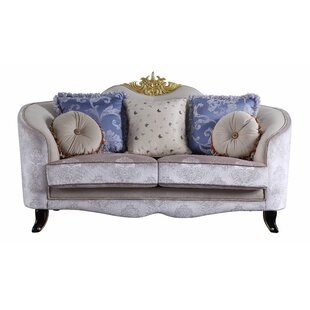 Ricki Loveseat by House of Hampton