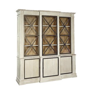 Gracie Oaks Waterside China Cabinet