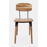 Coalville Solid Wood Side Chair (Set of 2) by Foundry Select