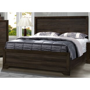 Covington Panel Bed by Wrought Studio