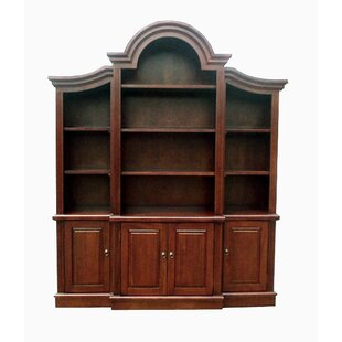Arch Top Oversized Set Bookcase