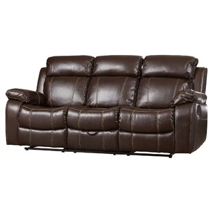 Tuthill Reclining Sofa By Darby Home Co