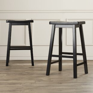 Isadore 29 Bar Stool (Set of 2) by Alcott Hill