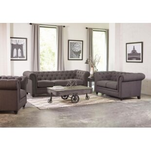 Cozine 3 Piece Living Room Set