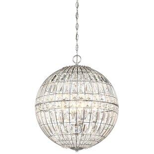 Palermo 5-Light Globe Pendant by Minka Lavery