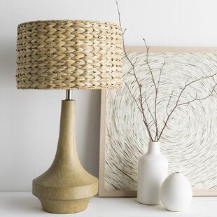 Reviews Isaac 30.5 Table Lamp By Mistana