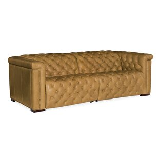 Hooker Furniture Savion Leather Modular Sofa
