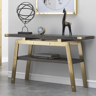 Everly Quinn Rockport Console Table