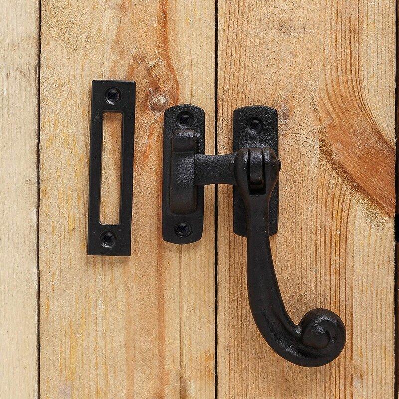 Longshore Tides Maise Sash Window And Door Lock Curtain Hardware Accessory Wayfair