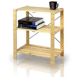 Symple Stuff Pettitt Etagere Bookcase