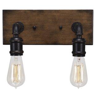 Davidson 2-Light Vanity Light by Trent Austin Design