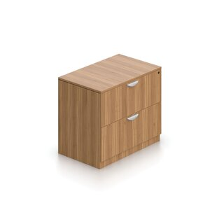 Offices To Go Superior Laminate 2-Drawer Lateral Filing Cabinet