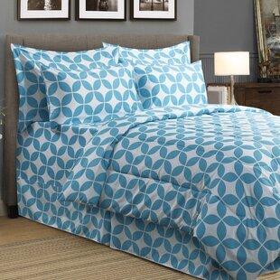 Blood Bed in a Bag Comforter Set by Brayden Studio