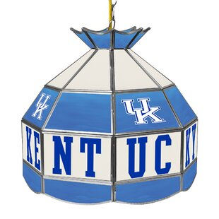 University of Kentucky 1-Light Pool Table Lights Pendant by Trademark Global
