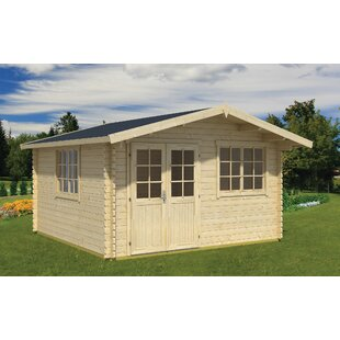 Beckman 12.8 X 9.8 Ft. Summerhouse By Sol 72 Outdoor